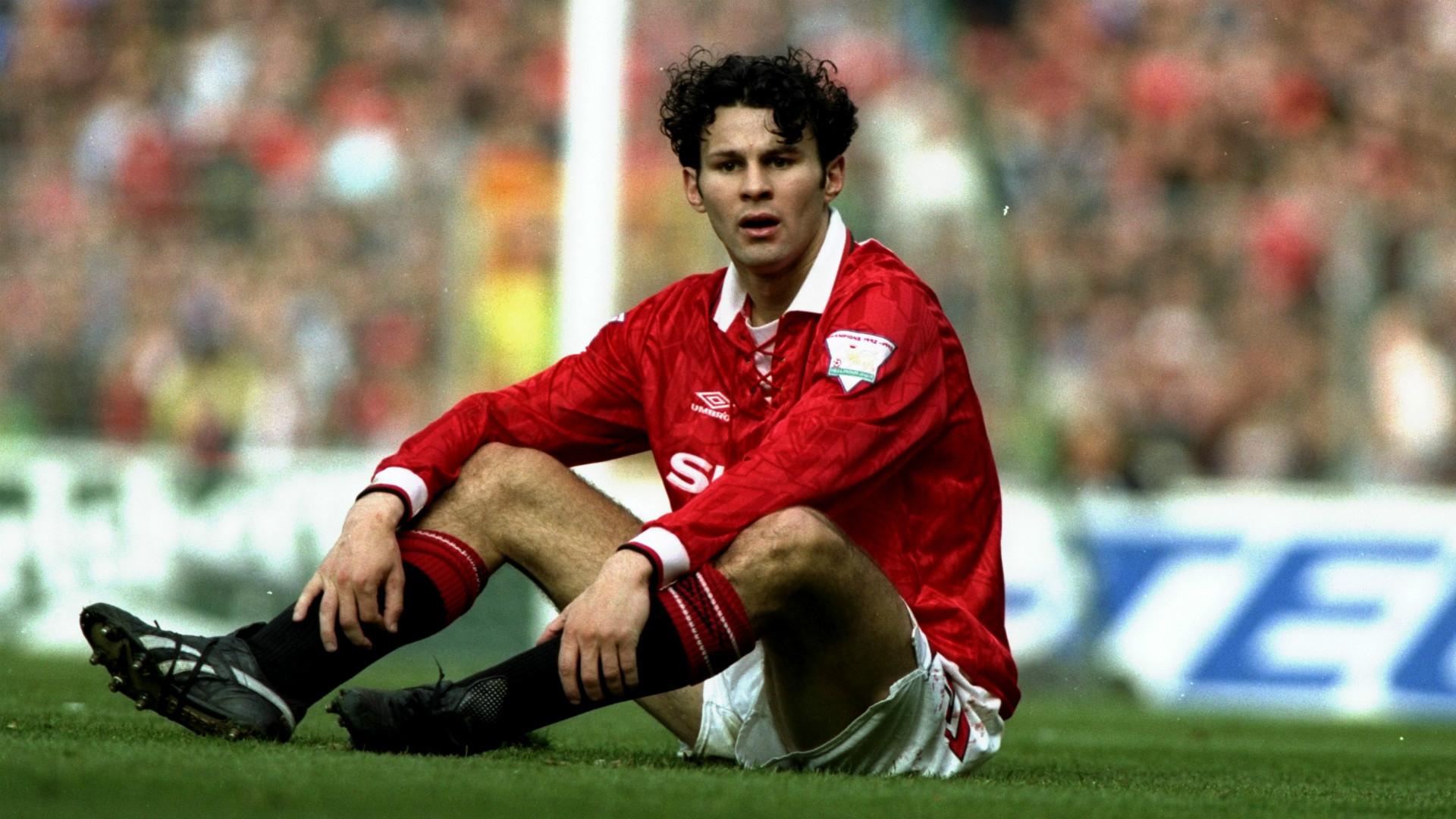 Ryan Giggs Manchester United 1994