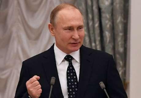 'Putin will use World Cup like Hitler used Olympics'
