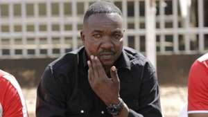 Ulinzi Stars coach Benjamin Nyangweso.