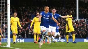 Richarlison Everton Premier League 17032019