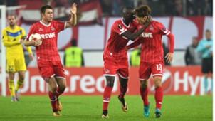 1. FC Köln Bate Borisov Europa League 02112017