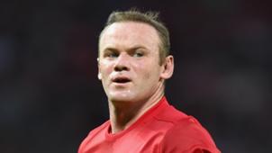 Wayne Rooney Manchester United 2016-17