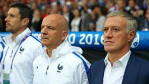 Didier Deschamps Switzerland France UEFA Euro 2016 19062016