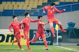 U23 Hàn Quốc U23 Australia VCK U23 châu Á 2018