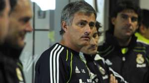 Jose Mourinho Real Madrid 2010