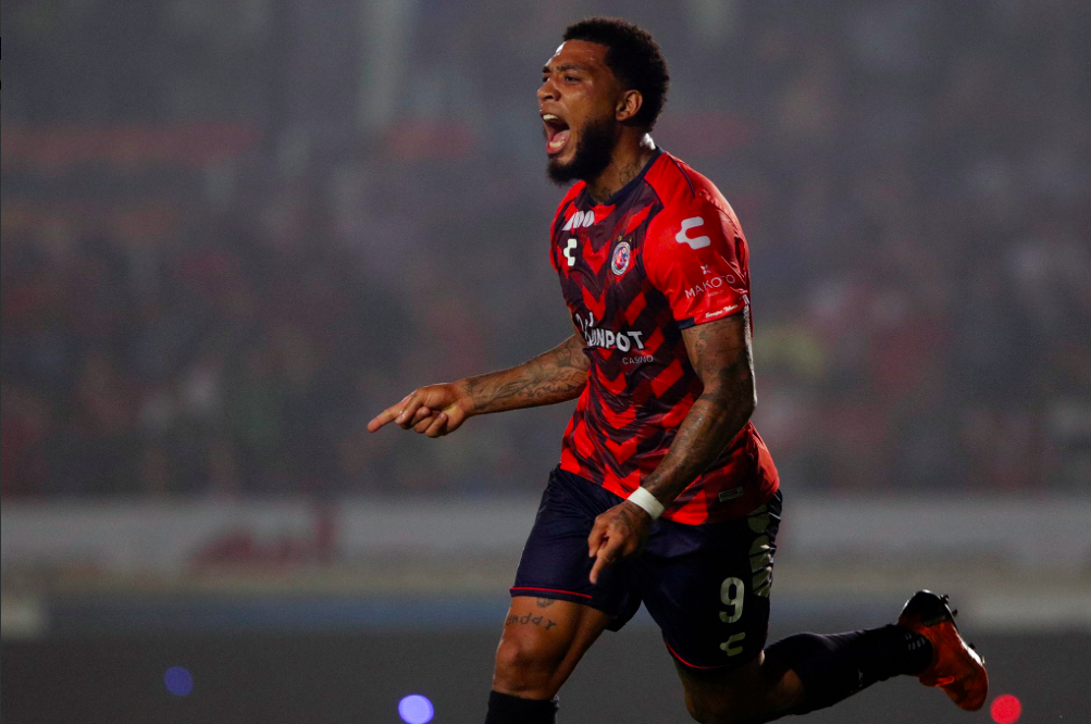 Kazim Richards Veracruz Cruz Azul Clausura 2019
