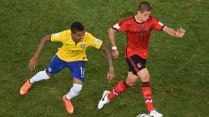 Chicharito Mexico Brazil 2014 World Cup