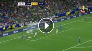 Gol Sepúlveda vs Curazao