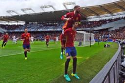 Ramos and Pique