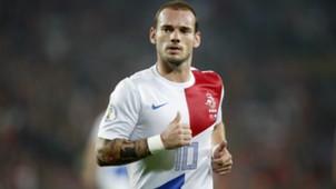 Wesley Sneijder, Netherlands 10152013