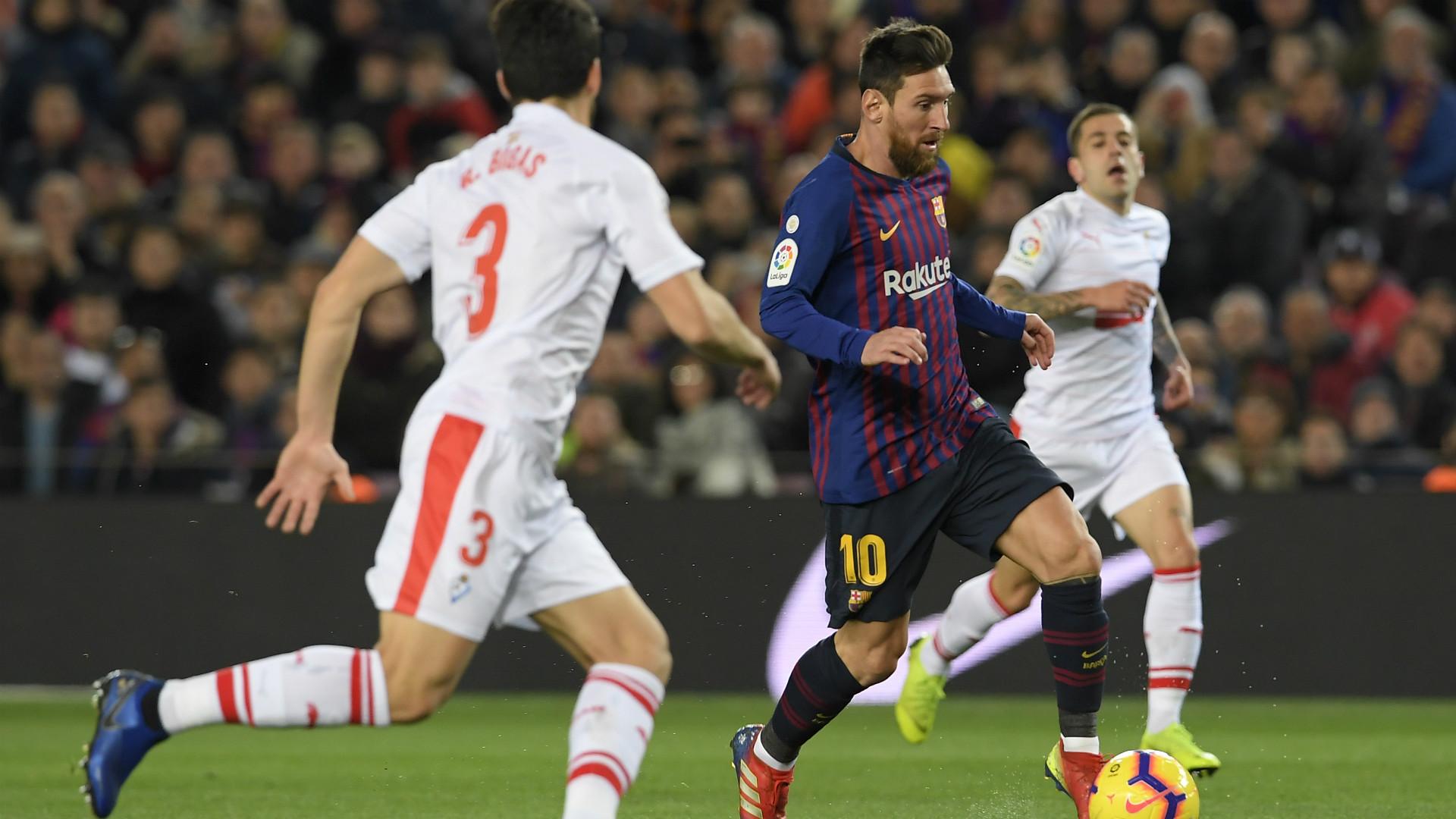 barcelone v eibar r u00e9sum u00e9 du match  13  01  2019  primera