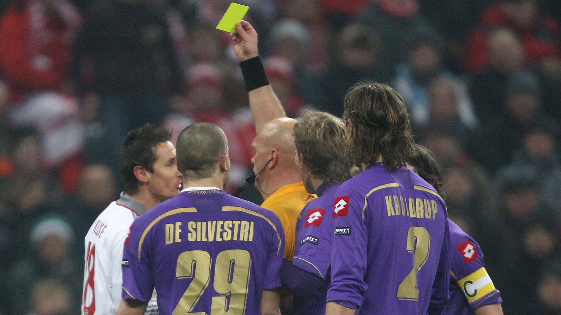 Tom Henning Ovrebro Bayern Fiorentina