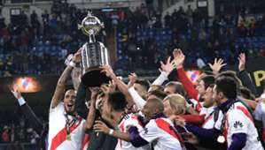 River Campeón Copa Libertadores 2018