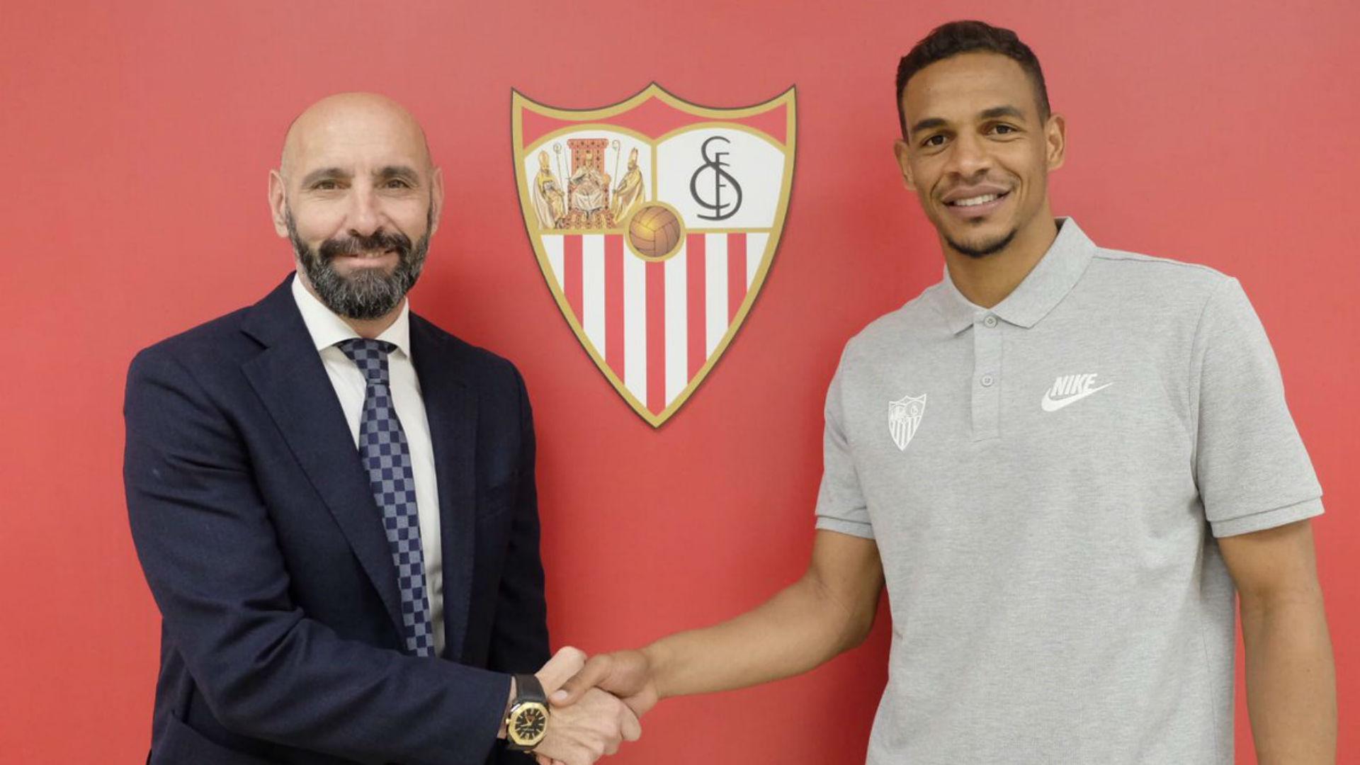 Monchi y Fernando Reges Sevilla 12072019