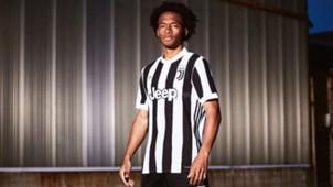 Cuadrado new Juventus jersey