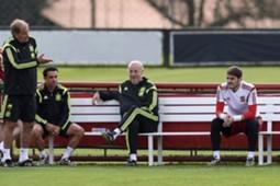 Xavi Hernandez & Del Bosque & Casillas