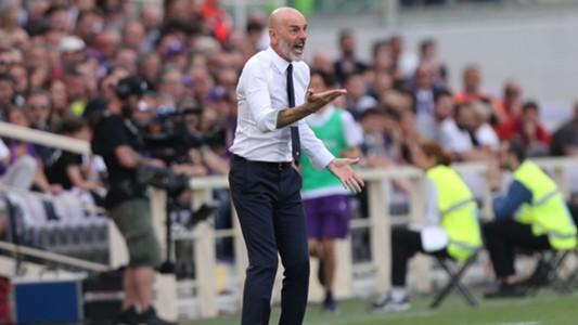 Stefano Pioli Fiorentina Napoli Serie A