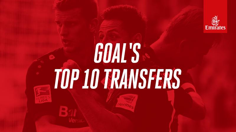 Emirates Transfers Hernandez