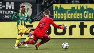 Sheraldo Becker, ADO - Vitesse, Eredivisie 02082018
