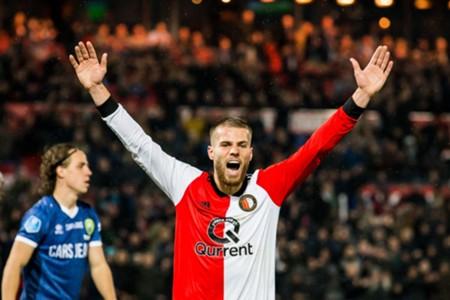 Jorgensen Feyenoord ADO 1-11-18