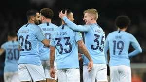 Manchester City Gabriel Jesus 09012018