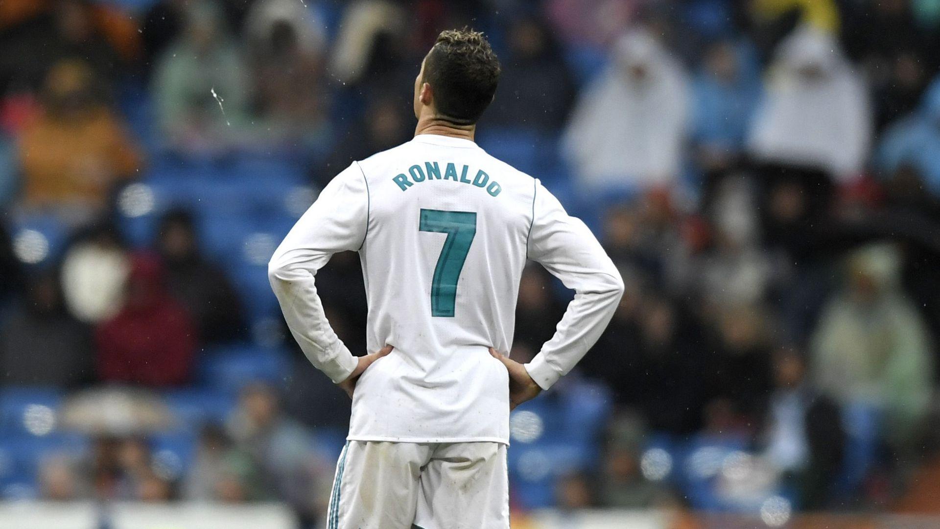 Cristiano Ronaldo Real Madrid 01132018