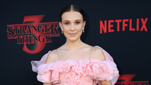 Millie Bobby Brown Stranger Things 2019