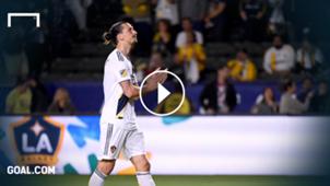 Zlatan Ibrahimovic MLS 2018