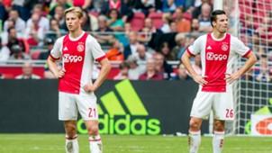 Frenkie de Jong, Nick Viergever, Ajax - Vitesse,Eredivisie, 24092017