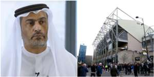 Sheik bin Zayed Newcastle