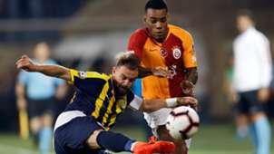 Ankaragucu Galatasaray Erdem Ozgenc Garry Rodrigues 08102018