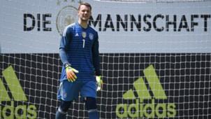 Manuel Neuer Deutschland 30052018