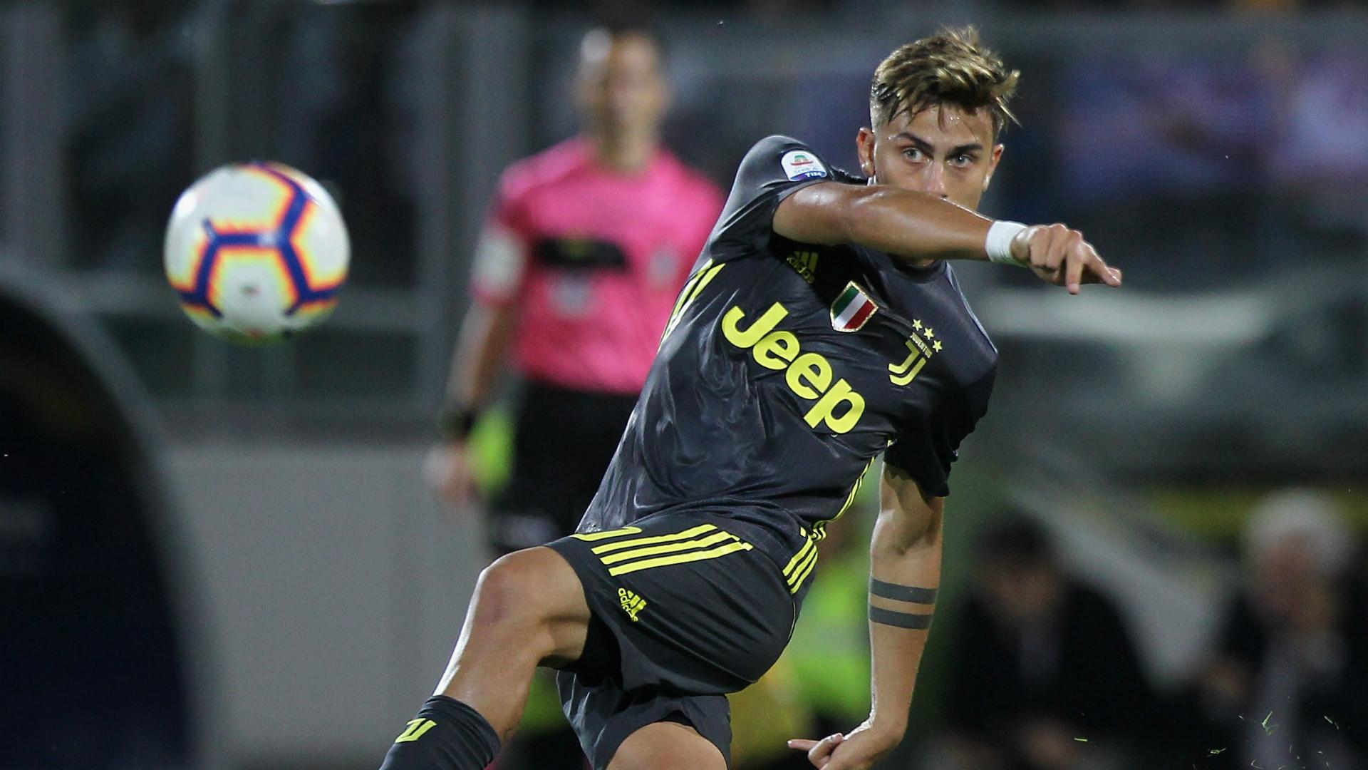 Dybala Frosinone Juventus