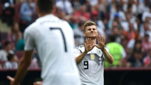 Timo Werner Germany Mexico