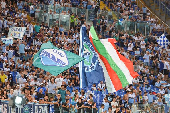Leçons de morale pour les supporters de la Lazio — Antisémitisme