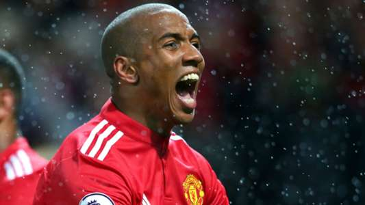 Ashley Young, Manchester United