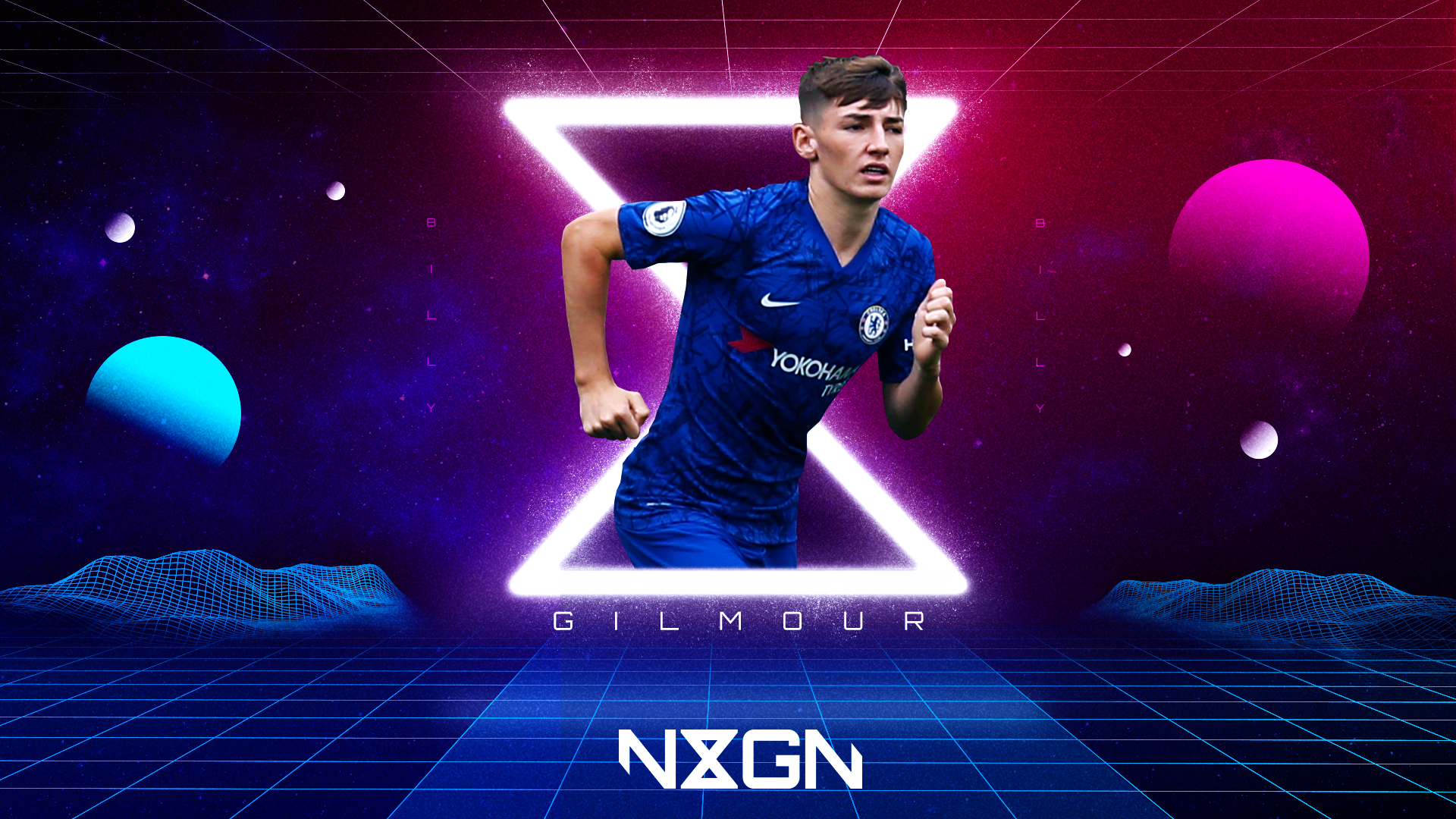 Billy Gilmour NxGn
