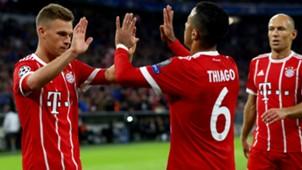 Joshua Kimmich FC Bayern 12092017