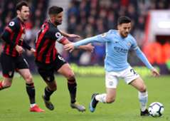 David Silva Manchester City Bournemouth 020319