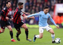 David Silva Manchester City Bournemouth 020319