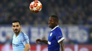 Ilkay Gundogan Mendyl Schalke 04 Manchester City Champions League