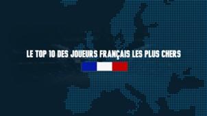 TOP 10 des joueurs français les plus chers