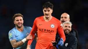 Arijanet Muric, Manchester City