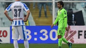 Davide Di Gennaro Pescara Cagliari Serie A 04122016