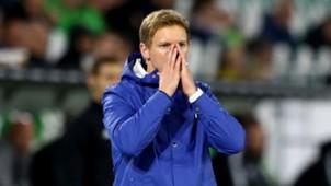 Julian Nagelsmann Hoffenheim Wolfsburg 10222017