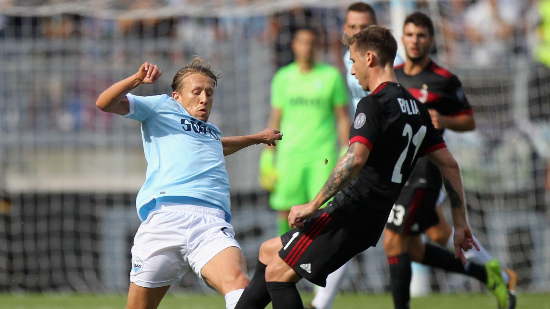Lazio, Lucas Leiva fissa gli obiettivi: