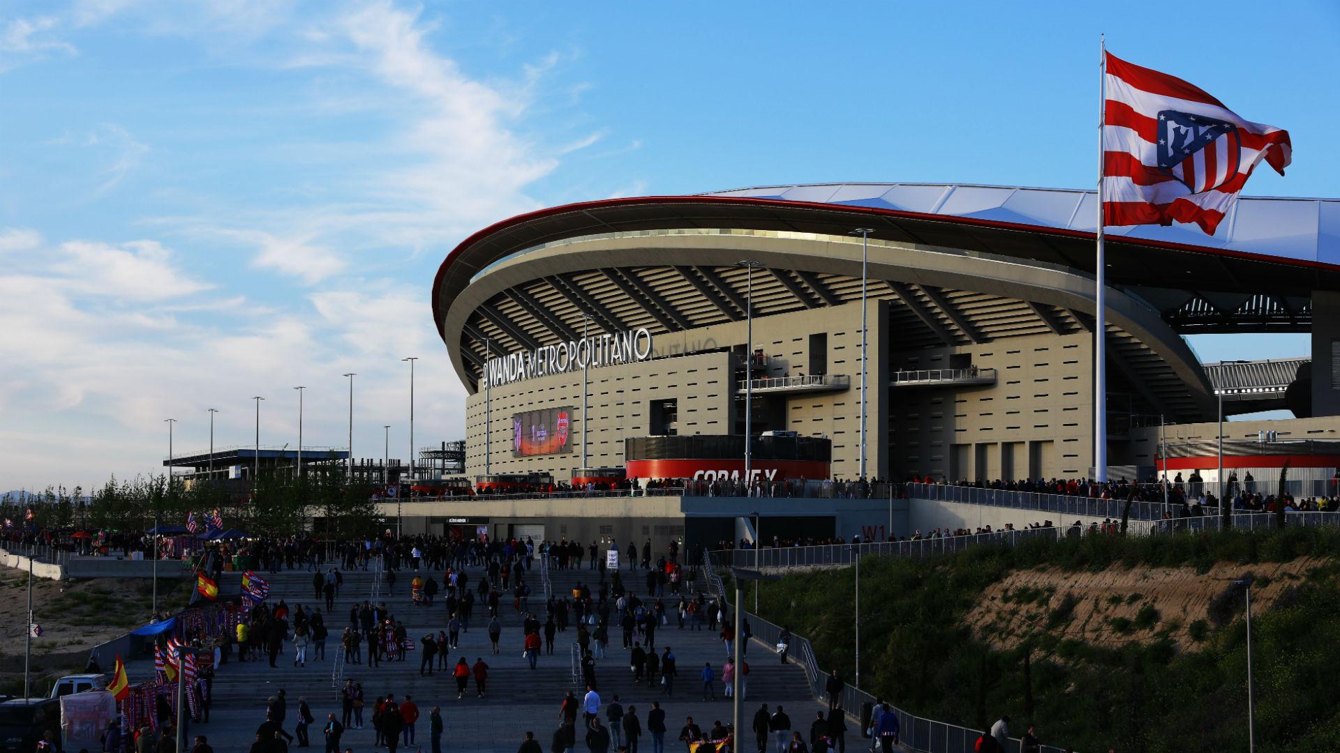 Wanda Metropolitano general view
