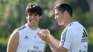 Kaka Cristiano Ronaldo Real Madrid 2013