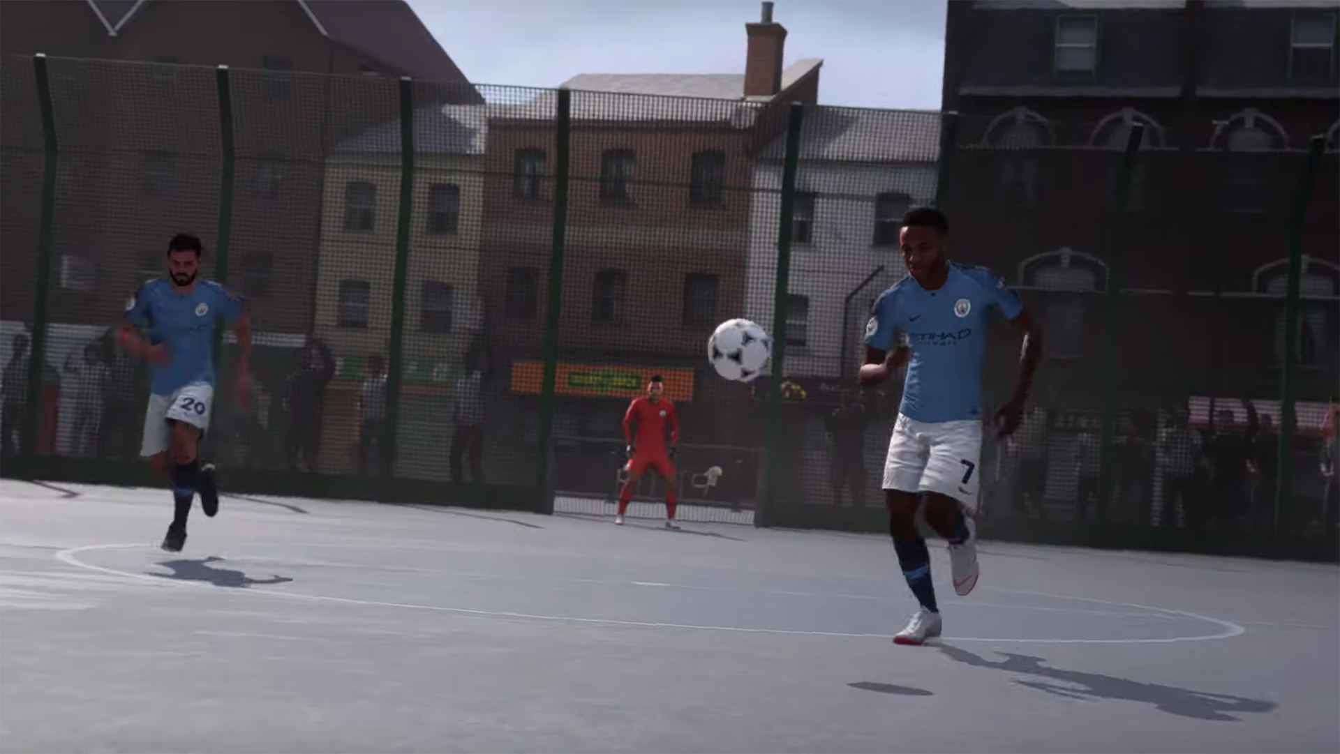 FIFA 20 Volta What is the new 5,a,side mode \u0026 how is it