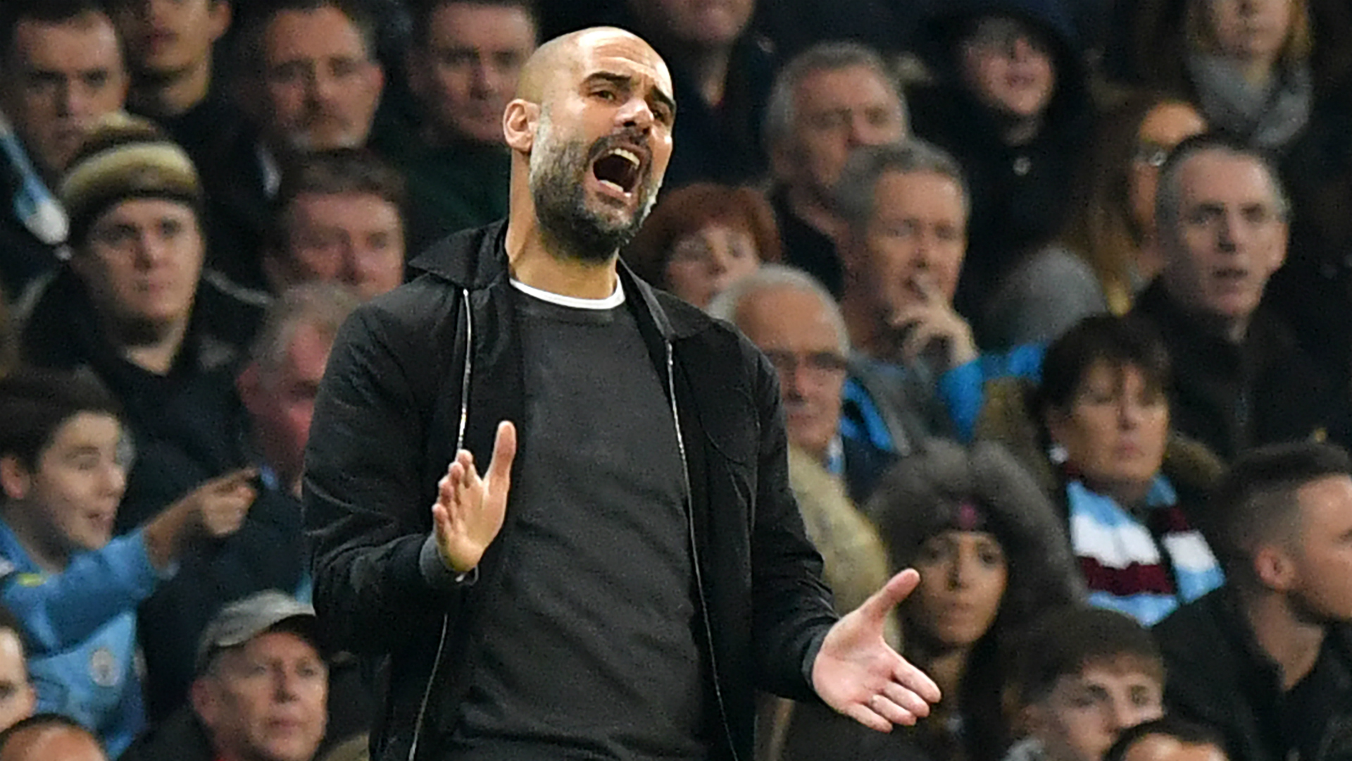 Pep Guardiola Man City